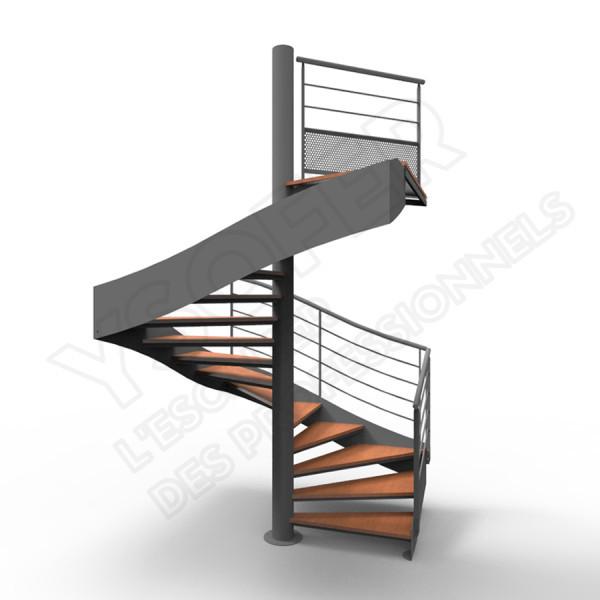 escalier ysocar ysofer. Black Bedroom Furniture Sets. Home Design Ideas