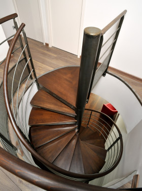 Escalier ysolis ysofer - Escalier helicoidal leroy merlin ...