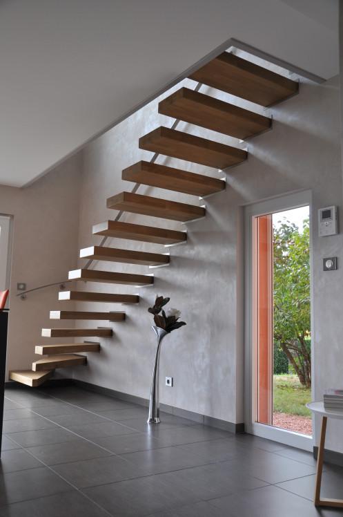 escalier ysowall ysofer. Black Bedroom Furniture Sets. Home Design Ideas