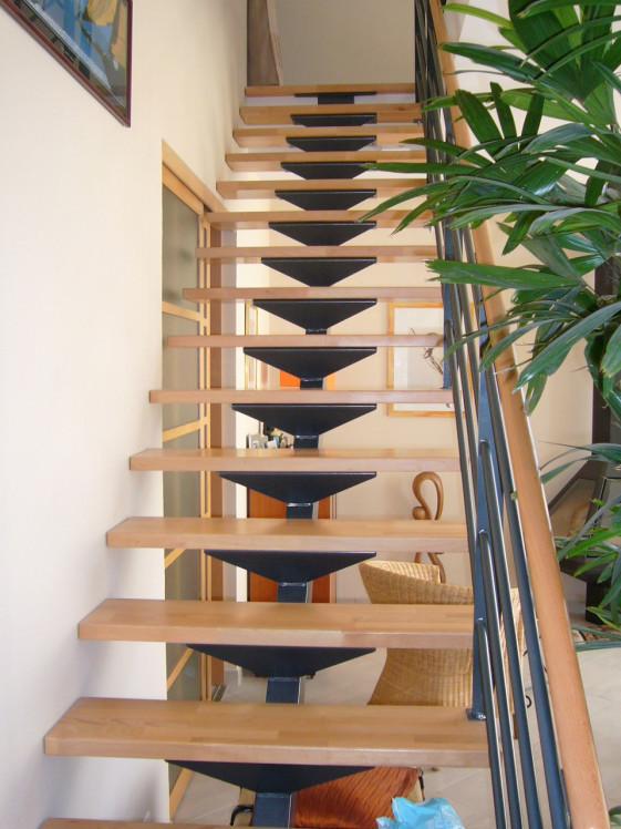 escalier ysos ysofer. Black Bedroom Furniture Sets. Home Design Ideas