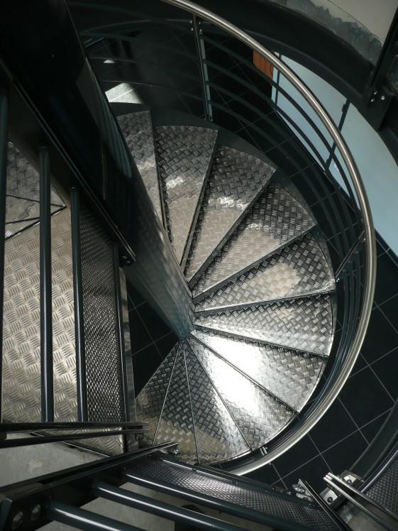 Ysoman Escalier Helicoidal Metal Ysofer